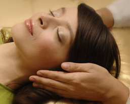 western Reiki treatment